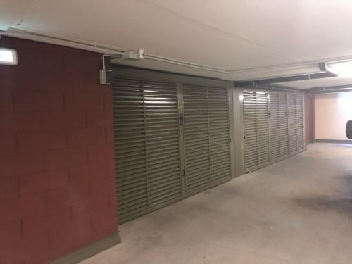 Box in Lecco via Cavour - Residenza Ca' in Contrada Larga (sub 24)