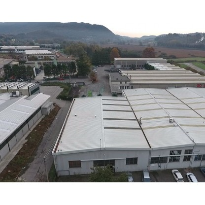 Capannone industriale in Monte Marenzo (LC)